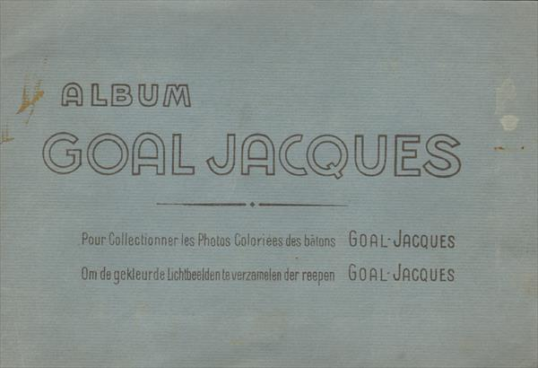 Sportsmemories by heartbooks album goal jacques 1934 35 60 cards footballers only digital version e book fandeluxe Gallery