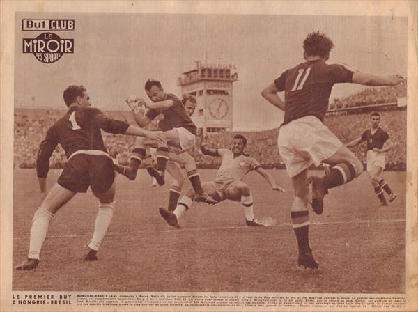 e6939efbf1f65 BUT CLUB SPECIAL COUPE DU MONDE 1954 (Review 1 4 FINALS)