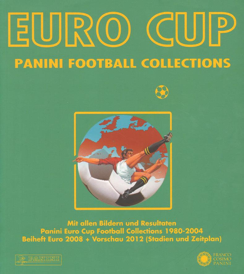 EURO CUP PANINI FOOTBALL COLLECTIONS 1980